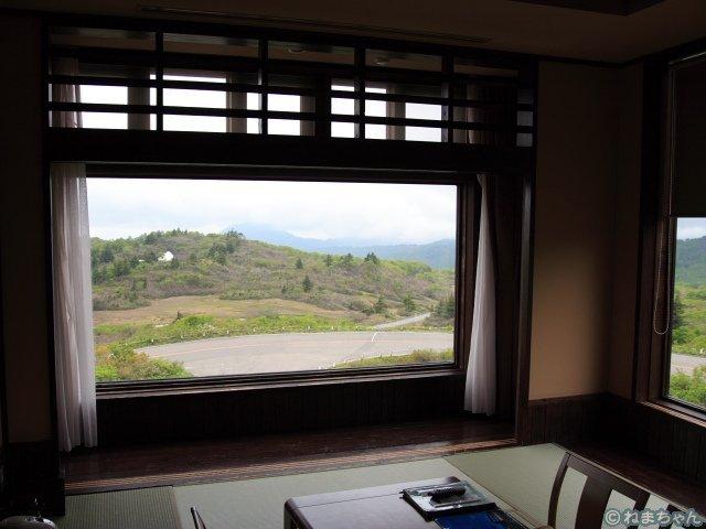 「栗駒山荘」客室