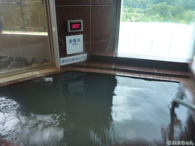「土の湯」内風呂2