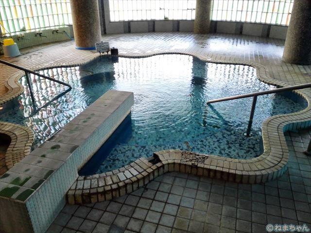 「中村屋」内風呂