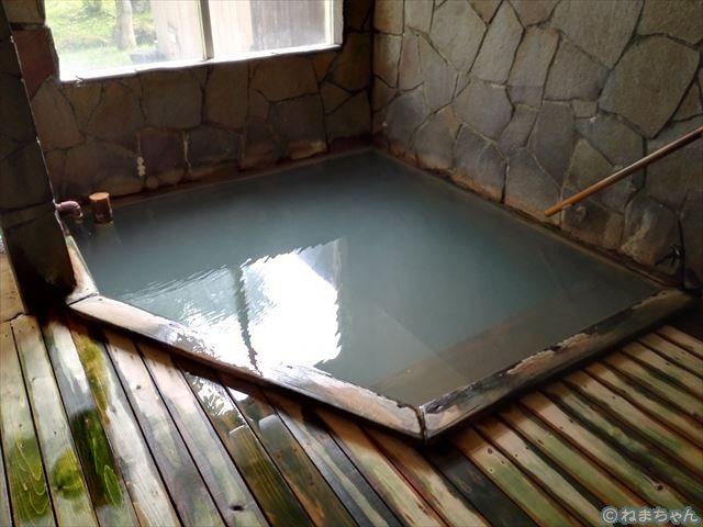 「四季」内風呂