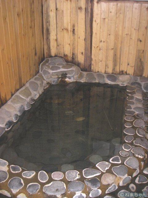 「ホテル養老牛」家族風呂