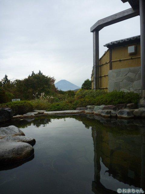 「ホテルグリーンプラザ箱根」富士見の湯1