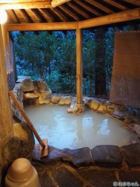 「フォレスト箱根」露天風呂