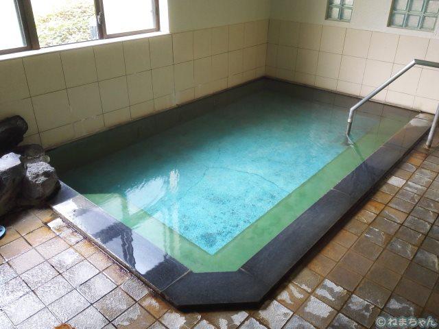 「旅館元湯」内風呂