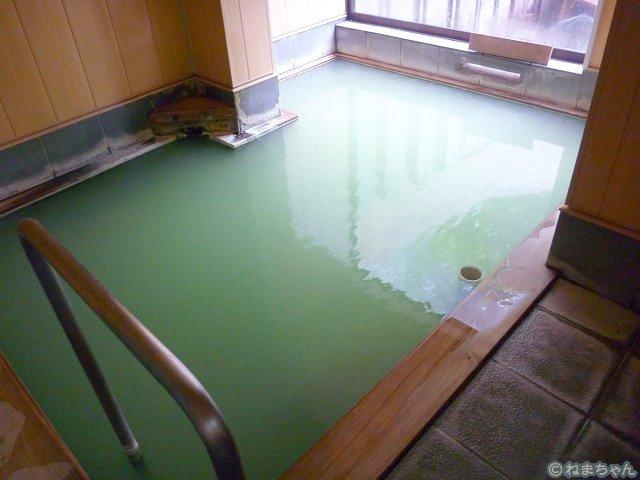 「紅葉館」内風呂