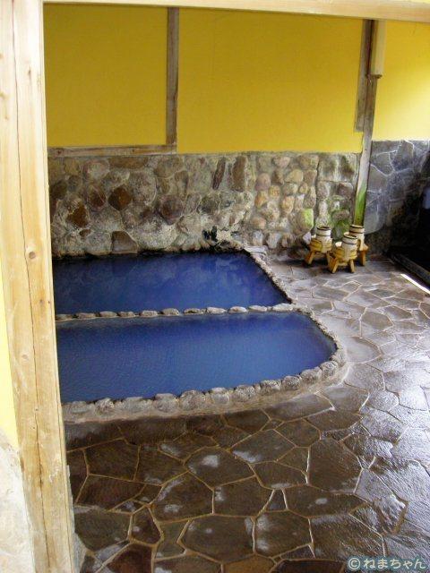 「神和苑」内風呂