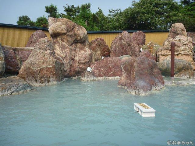 庭園大露天風呂2