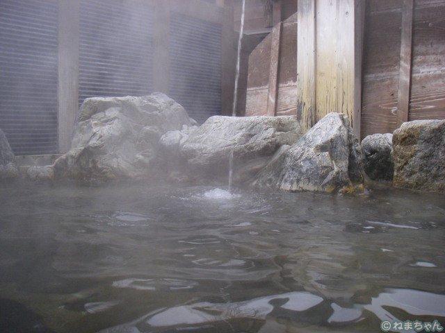 露天風呂(野半の里当時)