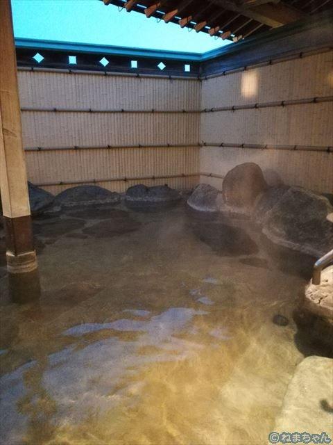ホテルふじ竜ヶ丘「露天風呂」