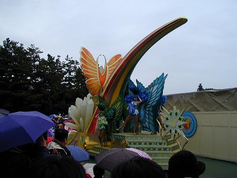 東京ディズニーランド:ミレニアムカーニバル